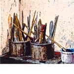 Brushes (Bill Jensen)